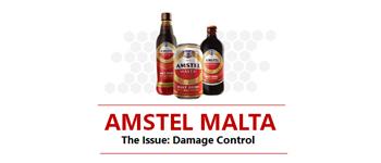 Amstel Malta - Damage Control